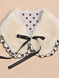 Faux Fur Casual/Party Collars(More Colors)