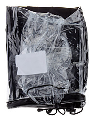 Fulat z-01 Digital DSRL Capa de Chuva Protector - Preto