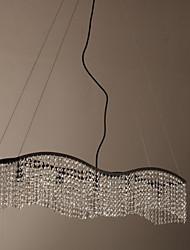créatif pittoresque 5 lumières pendentif en design unique
