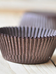 Brown Cupcake Wrappers-Set of 130