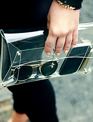 Women's Fashion Transparent Clutch