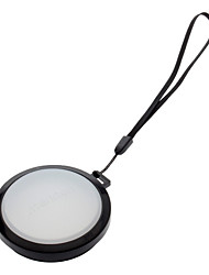 58mm DC / DV Camera Lens Cap (Blanc)