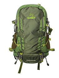 32 L Hiking & Backpacking Pack/Rucksack Camping & Hiking / Climbing Outdoor Rain-Proof / Wearable Blue / Dark Green / Purple Nylon