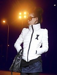 Women's Stand Collar Down Coat
