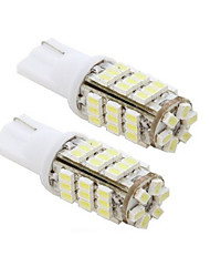 2pcs 42-SMD T15 12V LED ampoules de rechange