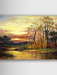 Ручная роспись пейзаж маслом 1211-LS0184