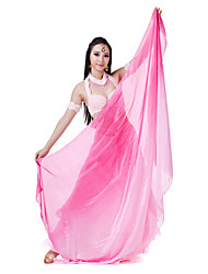 Pretty Performance Silk Belly Dance Veils For Ladies(More Colors)