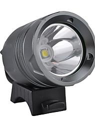 SingFire SF-533 5-Mode Cree XM-L T6 светодиодные фары (1000LM, 4x18650, черный + серый)