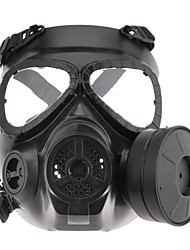 Práctico MO4 Nuclear War Crisis Series Protector Mask gas para Airsoft