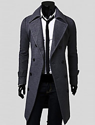 Men's Coats & Jackets , Cotton/Others Casual WMNZ