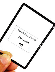 FOTGA® Premium LCD Screen Panel Protector Glass for Canon EOS 6D