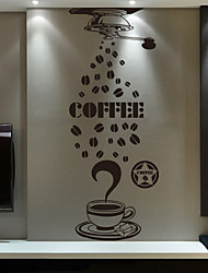 Caffè Wall Stickers