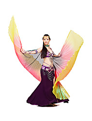 Dance Accessories Stage Props / Isis Wings Women's Training Polyester As Picture / Multi-color Belly Dance / PerformanceSpring, Fall,