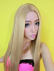 100% Kanekalon Super Beauty Soft Straight Long Wig