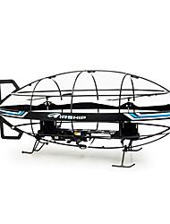 3CH 2-х осевой дистанционного управления Quadcopter с гироскопом