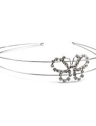 Bodas de Prata Alloy Headband Para Noiva (1pc)