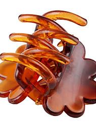 Классический многоцветный Смола крабы для женщин (черный, кофе)