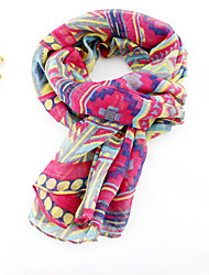 Women Silk Scarf , Casual