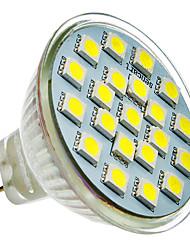 Spot Lampen MR16 3 W 165-180 LM 6000 K 21 SMD 5050 Kühles Weiß V