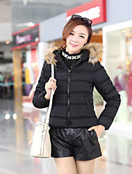 Women's Coats & Jackets , Cashmere/Others Casual/Work QCLR