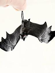 Realistico Spaventoso realistica Big Bat scherzo (13.2x4.8x5cm, colore casuale, 1PCS)