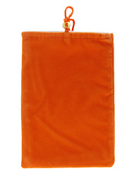 "Universal Cloth Pouch for 5.5"" Cell Phones Samsung I9500 and N7100 (Assorted Colors)"