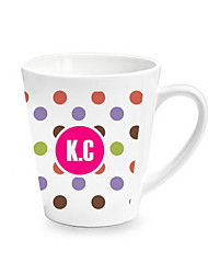 Personalized Mug - Colorful Dot
