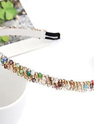 Sweet Style Handmade Crystal Headbands