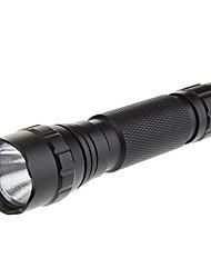 Lampes Torches LED / Lampes de poche LED 5 Mode 1000 Lumens Cree XM-L T6 18650Camping/Randonnée/Spéléologie / Usage quotidien / Cyclisme