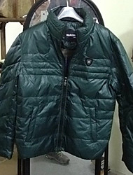 JNE · FOX Herrenmode Thicken Down Jacket (Emerald)