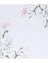 Personalizados elegantes cones de papel Pétala - conjunto de 12