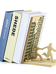 "9 ""Creative Modern Style serre-livres"