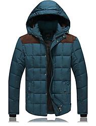 venta caliente del algodón outwear estilo de Corea de los hombres