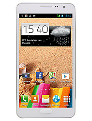 "N900 - 5.3 ""pouces Android 4.2 Dual Core Slim mode Smart Phone (Dual SIM, WIFI, GPS)"
