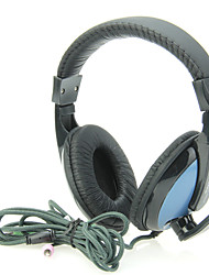 Sômica DT-2102 Stereo Super-Bass Mp3 Headphone Com Microfone