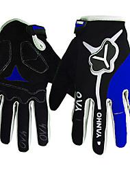 Volledige Finger Katoenen Ski Handschoenen voor Outdoor Sport