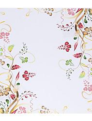 Personnalisés florale colorée papier pétale Cônes - Ensemble de 12