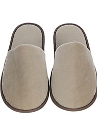Casul Solid Hotel Guest Slipper-4 Colours Available