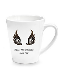 Personalized Mug - Angel Wings