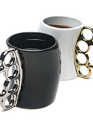 New Style Creative Ceramic Fist Cup Mug Color Sent Randomly
