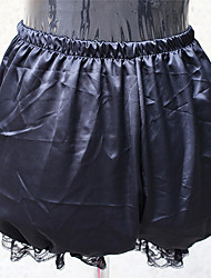 Hosen Klassische/Traditionelle Lolita Lolita Cosplay Lolita Kleider einfarbig Lolita Lolita Kleid Für Satin Spitze
