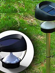 5PCS Super Bright LED solaire d'acier inoxydable tueur de moustique lumière Lawn Light