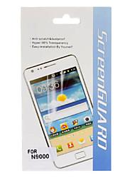 High Definition Screen Protector Film für Samsung Galaxy Hinweis3