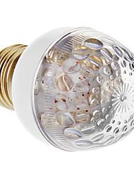 E26/E27 1W 20 100 LM RGB Круглые LED лампы AC 220-240 V