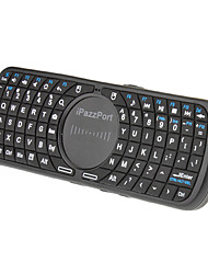 iPazzPort KP-810-09 2.4ghz tastiera palmare wireless con touchpad mouse per il PC / tablet / notebook