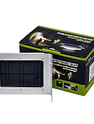 16-LED Outdoor Solar Power Motion-Sensor-Detektor Sicherheit Garden Light