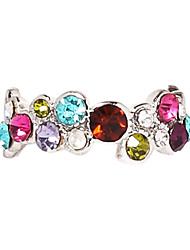 Multicolor Zircon Ring(Assorted Size)