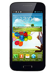 MINI S4-4.3 Inch Touch Screen Android4.2 Smart Phone(Dual Core,WiFi,GPS,Dual Camera)
