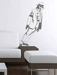 Persone Tilted Jackson Wall Stickers