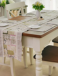 Table Runner, Cotton/Polyester Blend